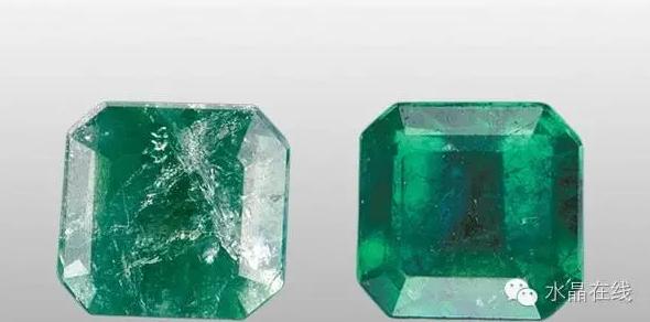 """202102040641107 - 怎么知道宝石有没有被""""优化""""""""处理""""?告诉你什么是水晶宝石的优化处理!"""