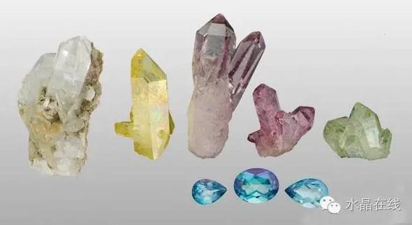 """202102040643433 - 怎么知道宝石有没有被""""优化""""""""处理""""?告诉你什么是水晶宝石的优化处理!"""