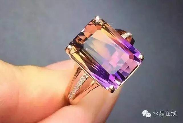 唯一招人喜爱的两面派---紫黄晶!