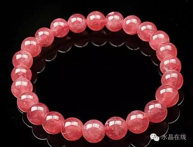褪了色的红纹石,还能为你招桃花吗?
