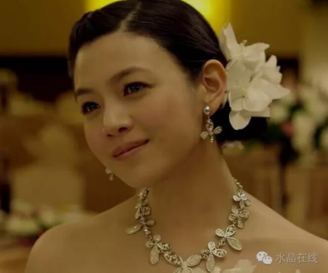 """2021021412413637 - 不同的脸型佩戴不同的水晶珠宝,让美""""事半功倍""""!"""