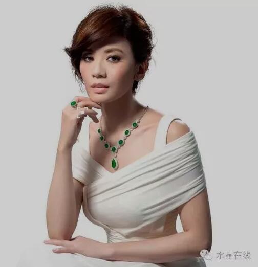 """2021021412414946 - 不同的脸型佩戴不同的水晶珠宝,让美""""事半功倍""""!"""