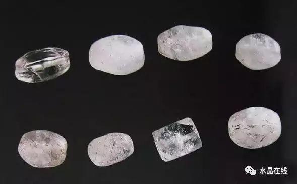 水晶,在古代就被视为珍奇之物