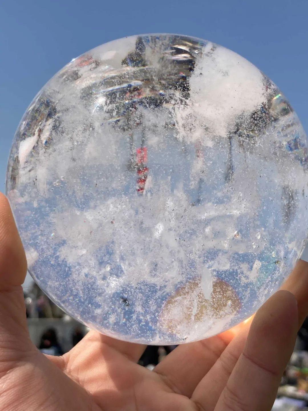 resize,m fill,h 1439,w 1080 - 天然水晶和人造水晶怎么分辨?有没有天然水晶和人造水晶放在一起的对比图呢?