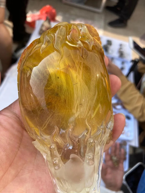 resize,m fill,h 1440,w 1080 - 天然水晶和人造水晶怎么分辨?有没有天然水晶和人造水晶放在一起的对比图呢?